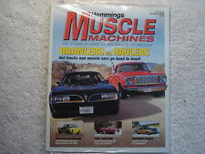 Muscle Machines 2005 January 1970 Plymouth Roadrunner 2005 Ford Mustang GT
