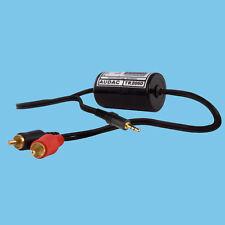 Audac TR 2060 Audio-Massefilter-Brummfilter-Entstörfilter Isolator NEU-OVP !