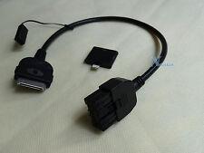 Aux Input Cable For Nissan Sentra Titan Versa Xterra iPhone 5 6+ 6S 284H2-ZT50A