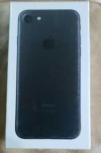 Apple iPhone 7 Black 128GB A1660 Unlocked New Sealed