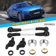 Intake Manifold Swirl Flap Repair For Audi A4 A6 A7 A8 Q7 2.7 3.0 TDI
