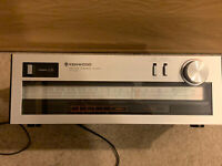 Kenwood Model # KT-400 Vintage FM-AM Stereo Tuner  In Excellent Condition