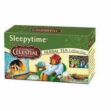 CELESTIAL SEASONINGS | Sleepytime | 4 x 20 bags