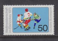 WEST GERMANY MNH STAMP DEUTSCHE BUNDESPOST 1975 ICE HOCKEY  SG 1728