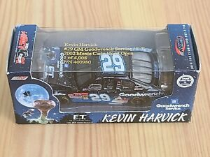 2002 #29 Kevin Harvick GM Goodwrench Blue ET 1/64 Action NASCAR Diecast