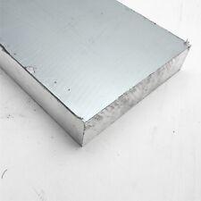 2 Thick Precision Cast Aluminum Plate 85 X 10 Long Sku 156020