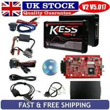 Red Car KESS V2 V5.017 ECU Tuning Full Kit EU Master Online No Token Limit UK