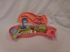 LPS Littlest Pet Shop Teeniest Tiniest Store 'N' Go Pencil Case 4 Pets & Access