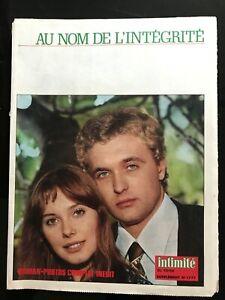 Photoroman supplément Intimité de 1979; Au nom de l'intégrité