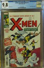 X-MEN: Facsimile Edition #1, CGC 9.8, Reprints the 1st X-MEN  1963! BID NOW!