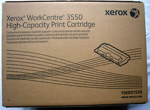 Xerox 106R01530 Tonerkartusche High-Capacity Work Center 3550 neu + OVP