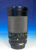 Soligor c/d 35-200mm/3.8-5.3 zoom macro lens lente para Nikon AI-S - (200733)