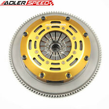ADLER SPEED Racing Clutch Twin Disk For LANCER EVO EVOLUTION 4 5 6 7 8 9