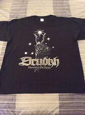 DRUDKH handful Of Stars Shirt XL, Ulver, Dawn, Windir, Ensiferum, Borknagar,