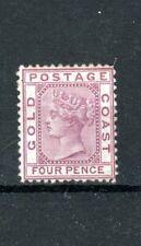 Gold Coast 1875-76 4d magenta MH