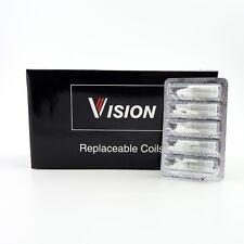 5 x genuine Vision V3 coils 2.8ohm VapeLand