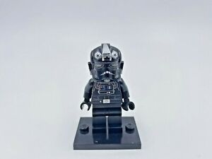 Star Wars lego mini figure TIE DEFENDER FIGHTER PILOT  9492 9676
