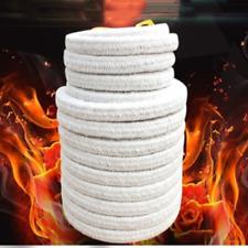 High Temperature Resistant Ceramic Fiber Rope Furnace Door Sealing Strip LOT