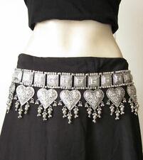 Bohemian  Tribal Belly Dance BELT Gypsy Hippie Boho Skirt Costume Waist Jewelry