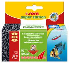 Sera Super Carbon - Carbone iperattivo Acquario 29 grammi