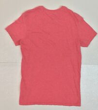 LFT COLLECTION Short Sleeve T-Shirt (Eur=M, Mexico=40) Slim Fit, Red