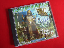 Shady Nate: Graveyard Shift (NEW-Opened SUPER RARE MIXTAPE CD) Demolition Men SF