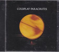 COLDPLAY - parachutes CD