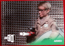 JOE 90 - ARMED - Card #20 - GERRY ANDERSON COLLECTION - Unstoppable Cards 2017