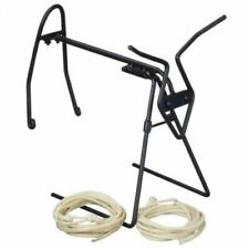 "Tough-1 Tough 1 Toy Roping Dummy With 2 Ropes 10"" X 8"" Black"