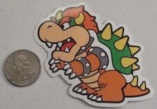Bowser sticker  super mario bros king kuppa skate cell laptop vinyl decal