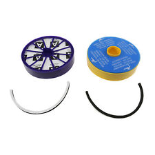 Dyson DC07 Pre & Post Motor Hepa Filter & Seal Vacuum Cleaner Filter Kit