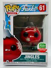 FUNKO POP JINGLES CHRISTMAS SPASTIK PLASTIK CYBER MONDAY LIMITED SHOP EXCLUSIVE
