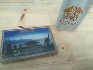 """Queen Vintage Rare Cassette Tape Kassette касет """"Made in haven"""" 1995 Parlophone"""