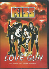 Kiss ‎– Love Gun live @ River Plate  Argentina   sealed
