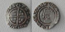 Da collezione 1509-47 RE ENRICO VIII HALF PENNY-Londra-Nuovo di zecca rivolto verso il busto di tipo