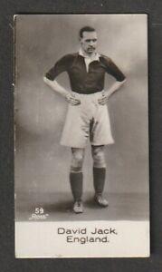 CLOETTA  European issue football David Jack ARSENAL ENGLAND