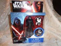 """KYLO REN ARMOR UP Star Wars The Force Awakens 3.75"""" Figure SHIPS NEXT DAY"""