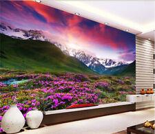 3D Beautiful Mountain 15363Na Wallpaper Wall Murals Removable Wallpaper Fay