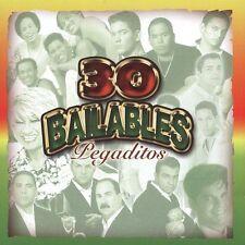 Various Artists-30 Bailables Pegaditos CD NEW