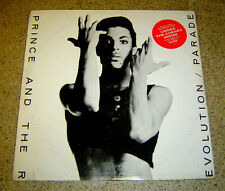 PHILIPPINES:PRINCE & THE REVOLUTION - Parade LP Prince With Promo Sticker