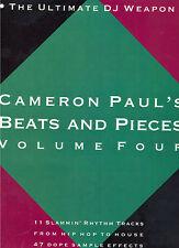 Cameron Paul's/Mixx-It - Beats & Pieces Vol. 4