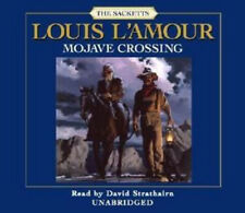 Louis L'Amour MOJAVE CROSSING Unabridged CD *NEW* FAST Ship!