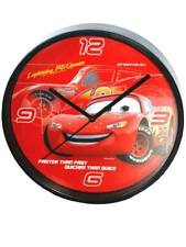 CARS DISNEY Horloge Murale FLASH MCQUEEN