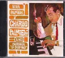 Mega RARE Fania FIRST PRESSING Charlie Palmieri & his Charanga Duboney VIVA