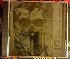 Dwell - Vermin And Ashes(CD, 2014)ASHPYX THE FOG AUTOPSY CEMETERY LUST DEMIGOD