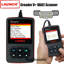 Orignal LAUNCH X431 CReader V+ OBD2 Fault Code Reader Scanner Auto Diagnostic