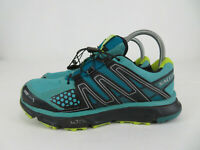 Salomon XR Mission 1 Trail Running Athletic Shoes Blue Womens Size 7 US