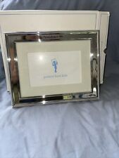 New listing pottery barn kids silver picture frame grandpa & me new