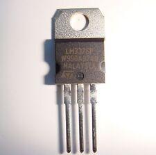 Lot de 2 Regulateurs Ajustable Negative LM337 LM337SP - ST - TO220 - Neuf