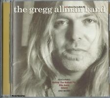 THE GREGG ALLMAN BAND - Just Before The Bullets Fly - Pop Rock Music CD